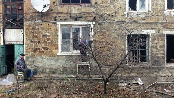 Disparos de artillería se escuchan en Donetsk en vísperas de la 'jornada de silencio' - Sputnik Mundo
