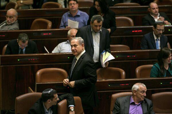 El Parlamento de Israel vota su disolución y la anticipación de elecciones - Sputnik Mundo